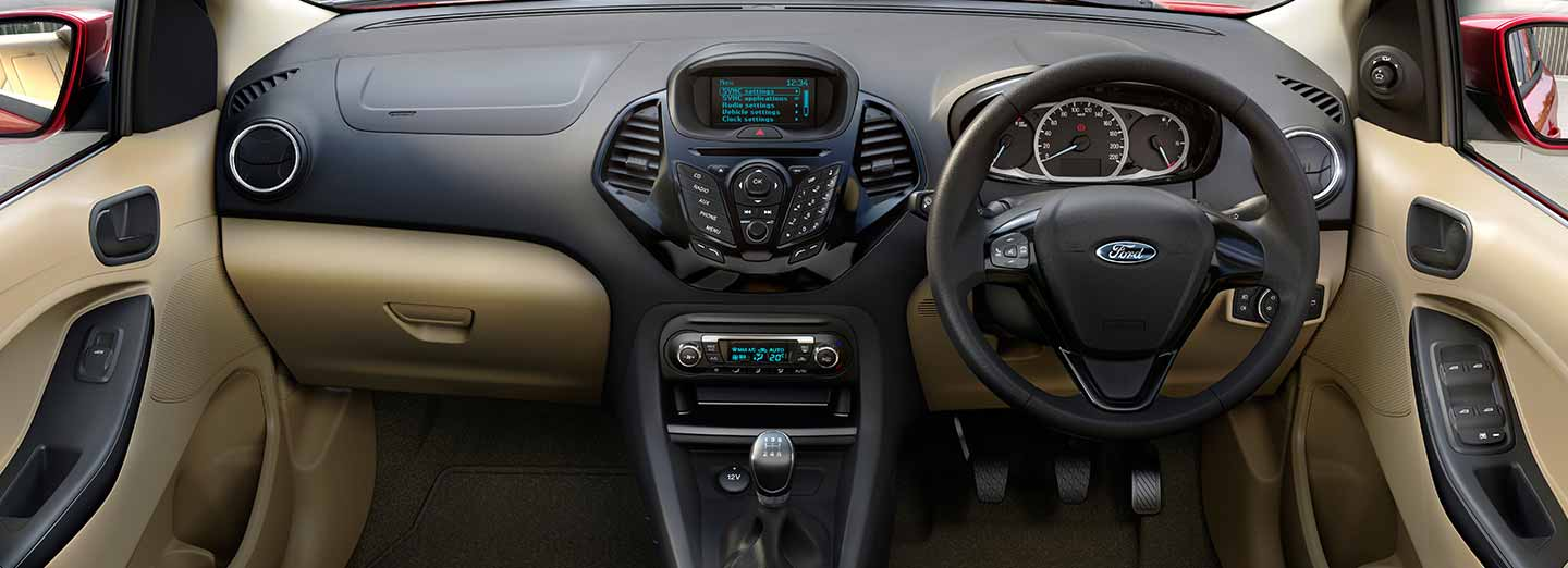 Self Drive Car Hire Ford Figo Aspire Bangalore
